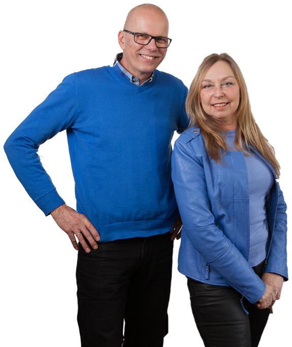 Eefje en Theo Sonneveld